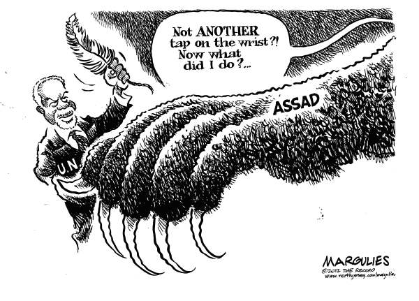 middle east cartoon